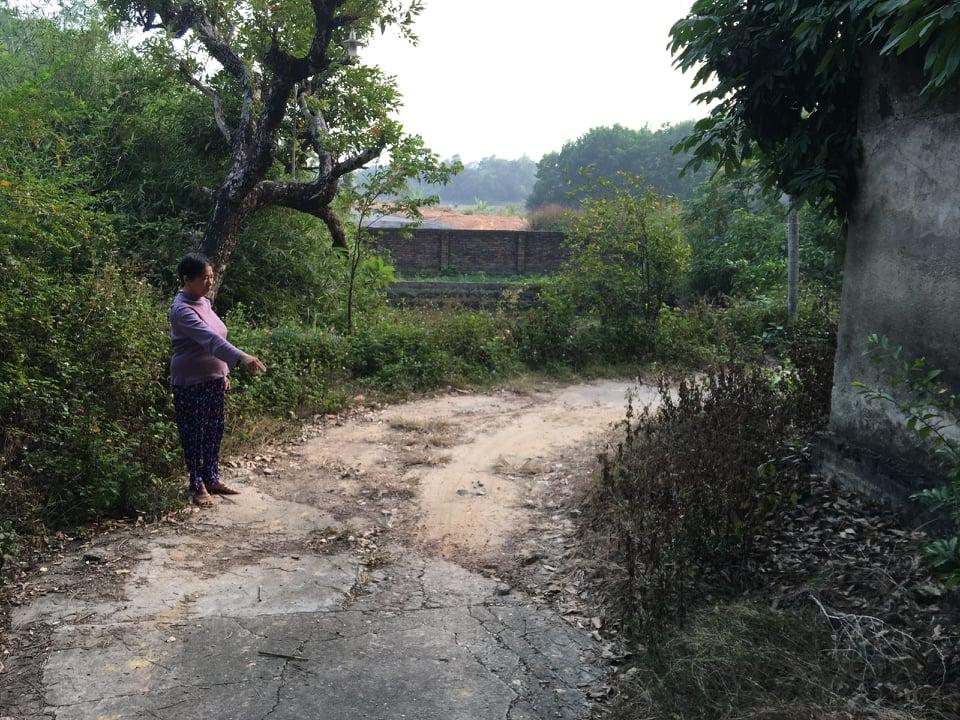 thai nguyen con nhieu vuong mac tai du an nang cap duong viet bac giai doan 2