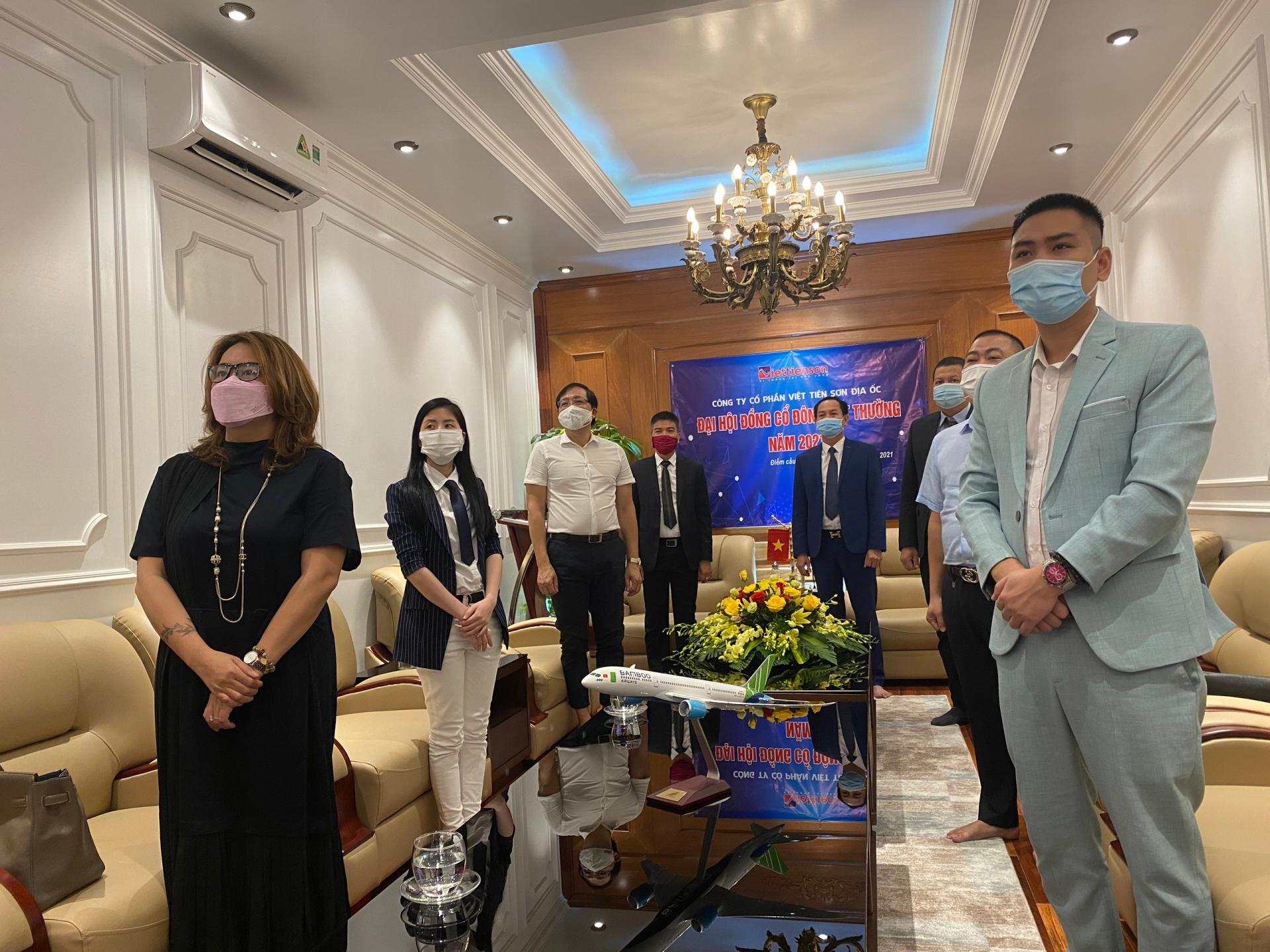 Ông Phạm Quang Khánh trở thành tân Chủ tịch HĐQT Công ty Việt Tiên Sơn địa ốc (AAV)