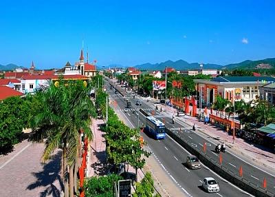 Hà Tĩnh: Huyện Cẩm Xuyên được công nhận đạt chuẩn huyện Nông thôn mới