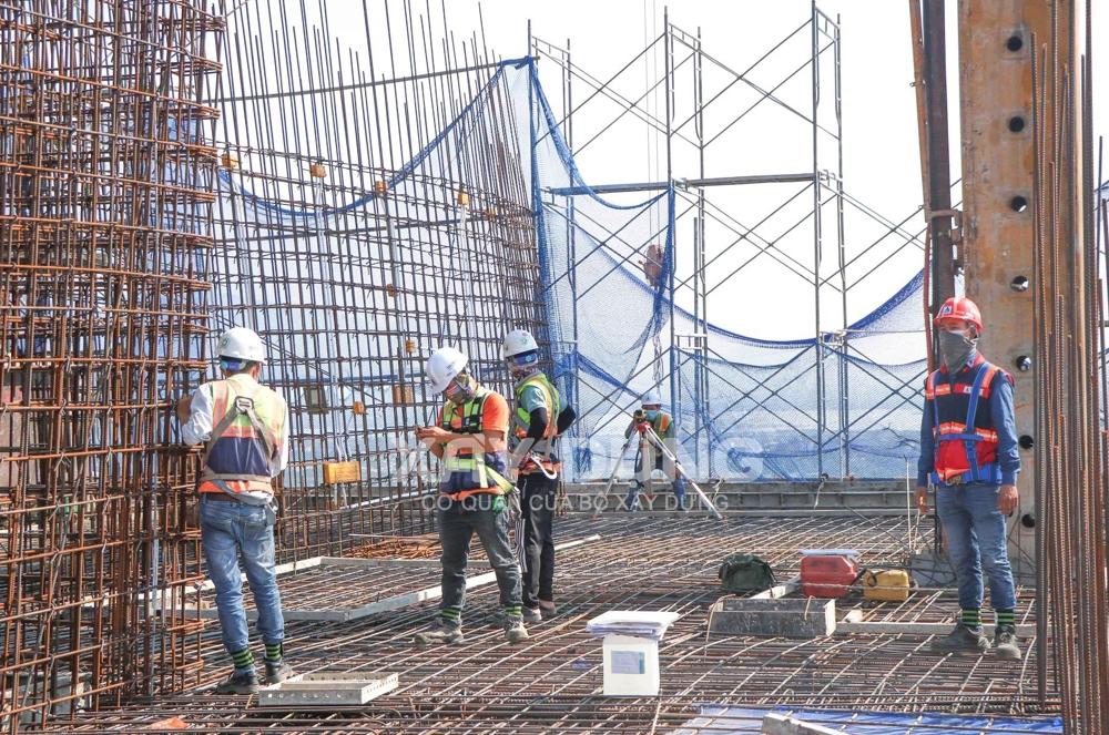 Ninh Thuận: Triển khai phòng, chống dịch Covid-19 trong các công trình xây dựng