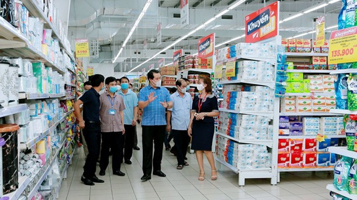 Vĩnh Phúc: Phó Bí thư Thường trực Tỉnh ủy thăm, động viên một số doanh nghiệp