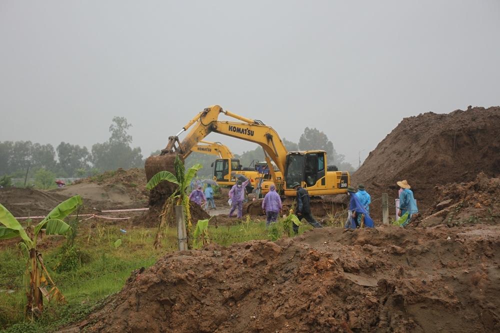Yên Lạc (Vĩnh Phúc): Cưỡng chế thu hồi đất thực hiện dự án Cụm công nghiệp làng nghề Minh Phương