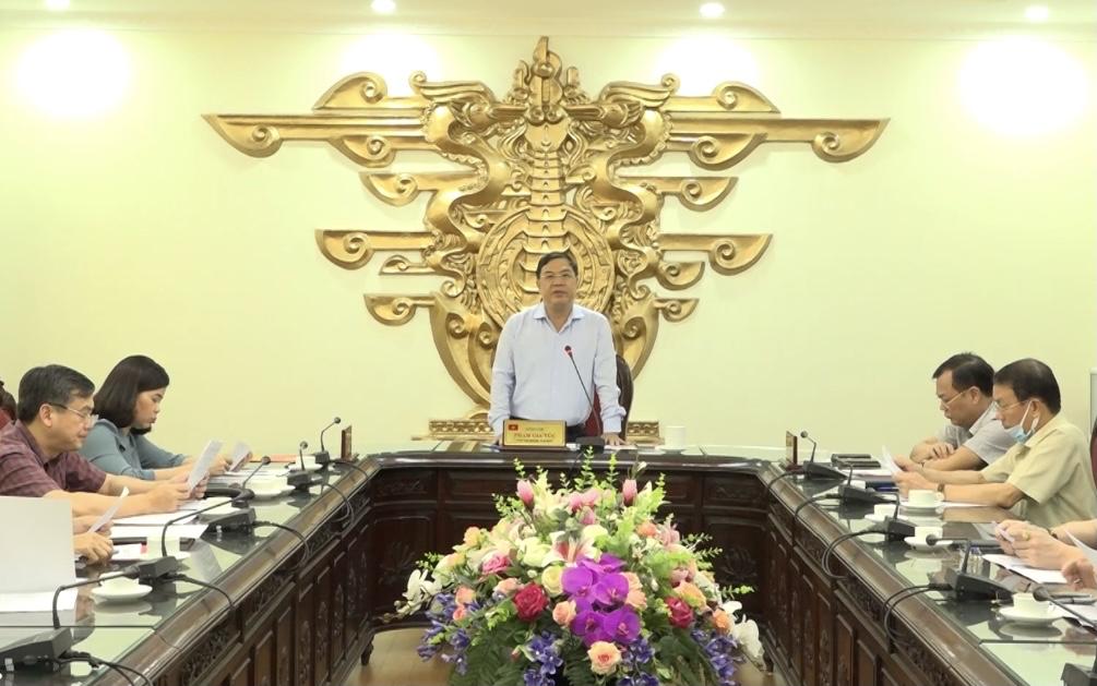 Nam Định: Triển khai kế hoạch tổ chức kỷ niệm 110 năm ngày sinh đồng chí Lê Ðức Thọ