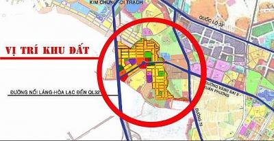 Hà Nội: Vụ án sơ thẩm tranh chấp hợp đồng kinh tế của Tòa án Nhân dân huyện Hoài Đức