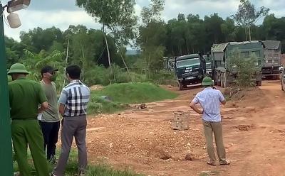 Công ty Cổ phần khoáng sản GD Việt Nam khai thác khoáng sản trái phép
