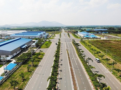 Bà Rịa - Vũng Tàu: Châu Đức dự kiến tăng 2,8 lần diện tích khu công nghiệp