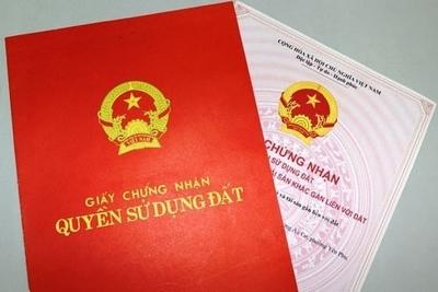 13 trường hợp được cấp sổ đỏ mới khi đăng ký biến động đất đai
