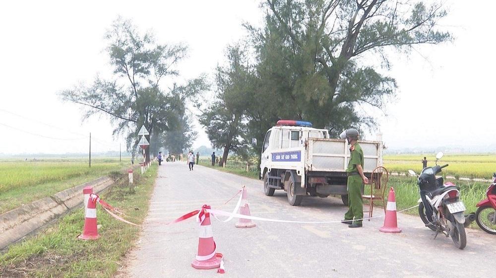 Cẩm Khê (Phú Thọ): 5 thanh niên chết vì tai nạn giao thông trong đêm Trung thu