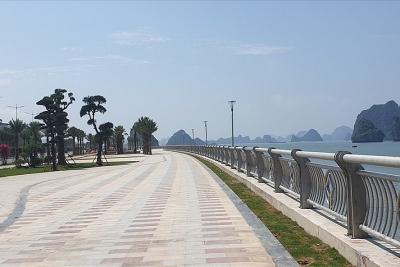 Chủ đầu tư Dự án đường bao biển Hạ Long nói gì về 8.126m3 cát lậu?