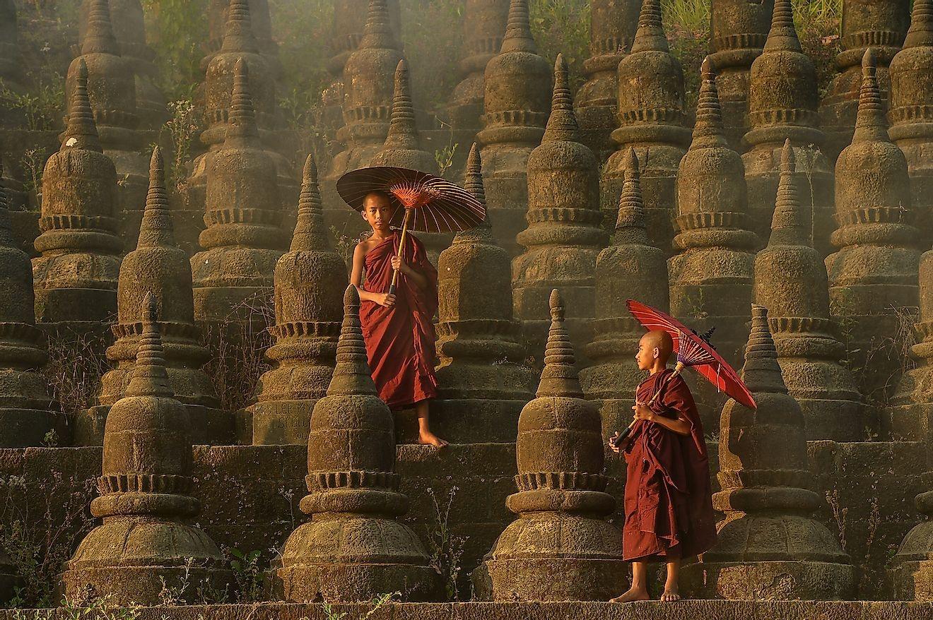 thien duong bi lang quen o myanmar
