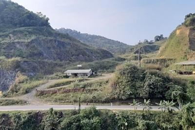 'Núp bóng' dự án xây khách sạn để khai thác trái phép triệu tấn quặng