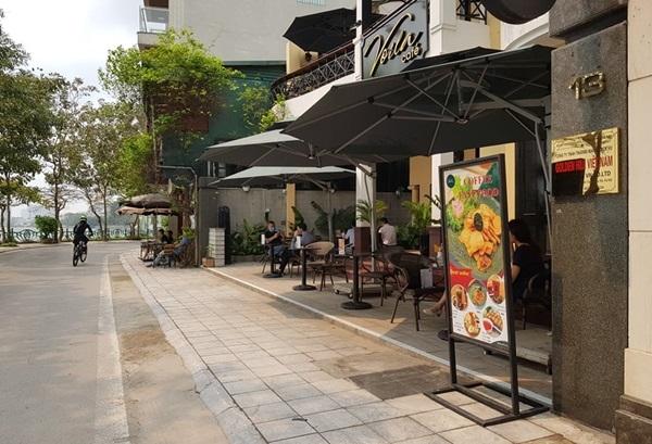 Hà Nội: Cho phép mở cửa trở lại trung tâm thương mại, thể thao ngoài trời