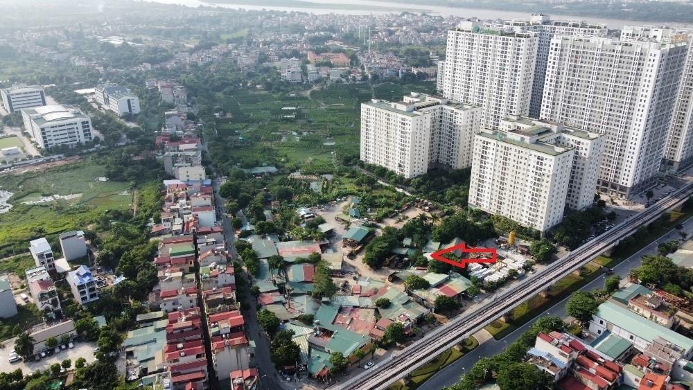 Hà Nội: Phường Xuân Đỉnh có yếu kém quản lý khi để hàng chục nghìn m2 đất nông nghiệp bị xây dựng trái phép?