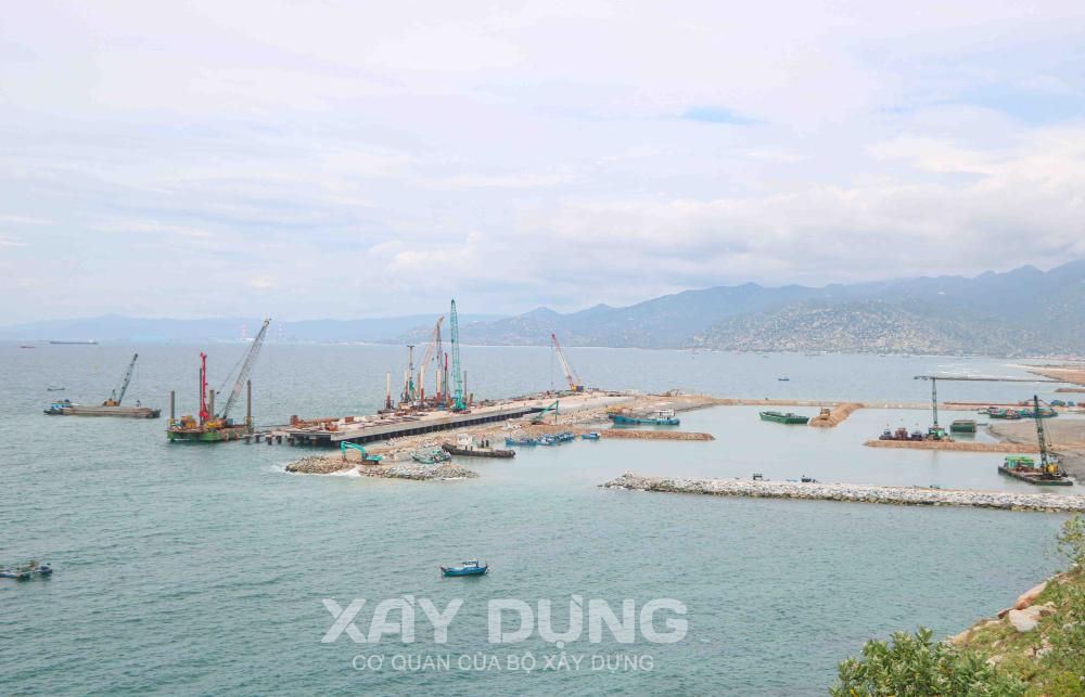 Ninh Thuận: Trung tâm điện lực LNG Cà Ná 1.500MW sẽ khởi công trong quý II/2022
