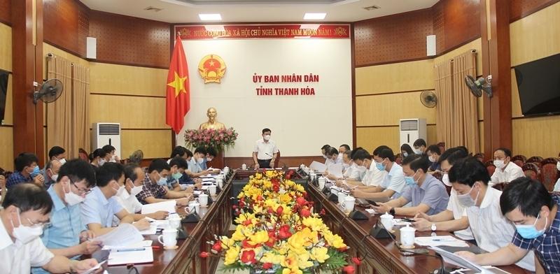 Thanh Hóa: Phấn đấu hoàn thành kế hoạch giải ngân vốn đầu tư công trong năm 2021