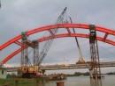 Quan điểm của Bộ Xây dựng đối với việc điều chỉnh giá hợp đồng tư vấn giám sát thi công vòm ống thép thuộc công trình Cầu Đông Trù HN