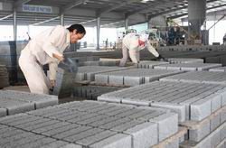 Quảng Ngãi phát triển vật liệu xây dựng không nung