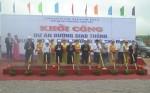 Thanh Hóa: Khởi công Dự án đường giao thông từ Ql 47 đến đường Hồ Chí Minh