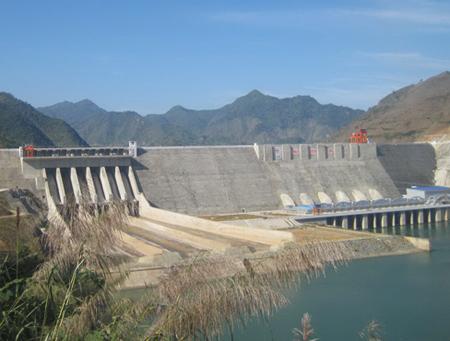 Thủy điện Lai Châu chạy đua với thời gian
