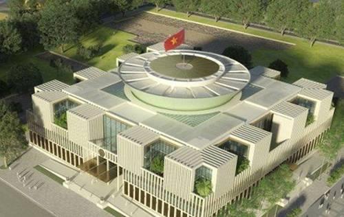 Hoàn thành đúng tiến độ nhiều hạng mục công trình nhà Quốc hội