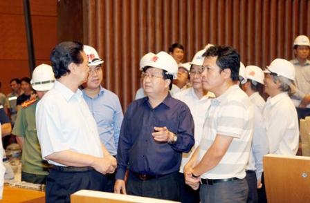 Bộ trưởng Trịnh Đình Dũng nói về việc xây Nhà Quốc hội mới