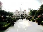 Cải tạo đường Nguyễn Huệ thành Quảng trường đi bộ