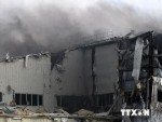 Ukraine: Nổ kinh hoàng làm rung chuyển thành phố Donetsk