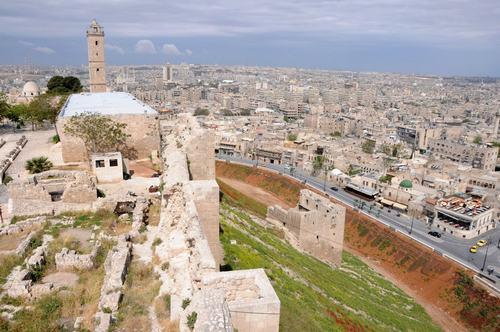 Aleppo, thành phố linh hồn của Syria