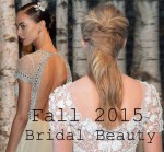 Những kiểu tóc tuyệt đẹp cho mùa cưới
