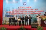 Thứ trưởng Cao Lại Quang dự Lễ kỷ niệm 120 năm ngành nước Hà Nội