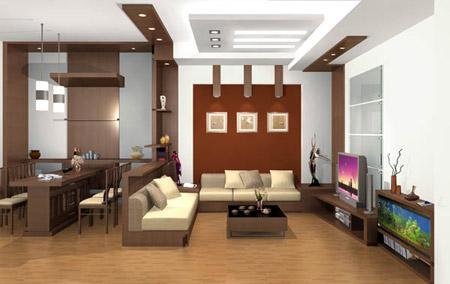 Bố trí các phòng trong căn hộ chung cư mang lại may mắn và hạnh phúc