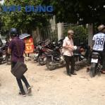 """TP Hà Nội yêu cầu """"dẹp loạn"""" trên phố Trần Bình"""