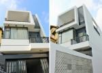 Những ngôi nhà hai tầng cho người ngại leo cao