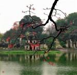 Những góc nhìn tinh tế về Hồ Gươm bốn mùa khoe sắc
