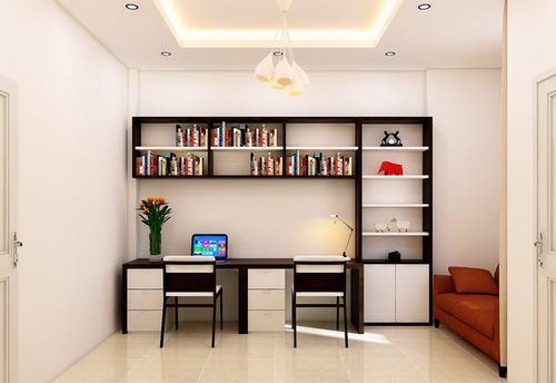 000904baoxaydung image011 Thiết kế kiến trúc nhà ống 50 m2 có 2 mặt thoáng