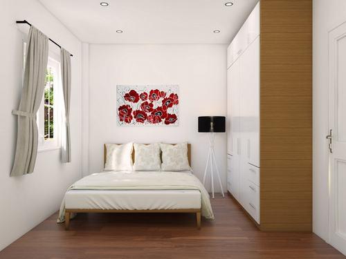 000904baoxaydung image012 Thiết kế kiến trúc nhà ống 50 m2 có 2 mặt thoáng