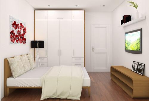 000905baoxaydung image013 Thiết kế kiến trúc nhà ống 50 m2 có 2 mặt thoáng
