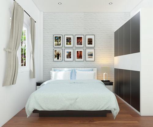 000905baoxaydung image015 Thiết kế kiến trúc nhà ống 50 m2 có 2 mặt thoáng