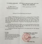 Thủ tướng yêu cầu Thái Nguyên báo cáo vụ doanh nghiệp thiệt hại hàng chục tỷ đồng