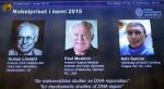 Nobel Hoá học 2015: Nghiên cứu ADN chữa ung thư