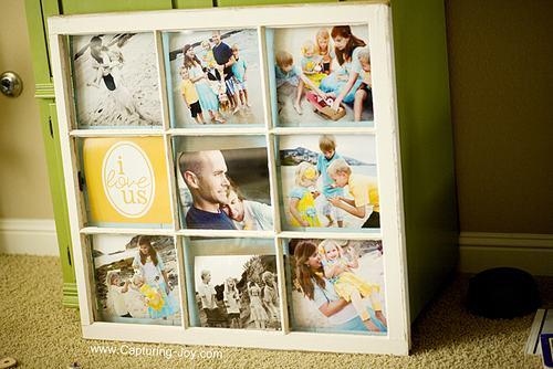 152517baoxaydung 9 Chia sẻ những ý tưởng tái sử dụng khung cửa cũ hữu ích