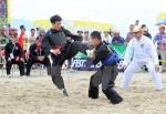 Đoàn Việt Nam củng cố vị trí đầu tại Đại hội thể thao bãi biển châu Á