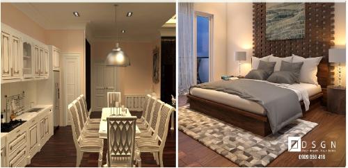 Lưu ý khi sắm nội thất gỗ làm đẹp căn hộ