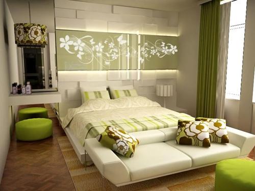 Mang màu sắc đồng quê vào không gian nội thất