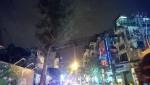 Vụ sập cần cẩu tại Dự án 69 Thuỵ Khuê (Hà Nội): Tạm dừng thi công công trình!