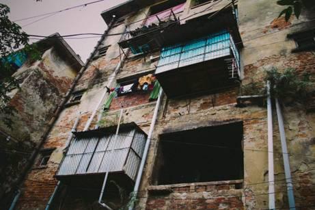 TN: Chủ động phá dỡ nhà chung cư cũ nguy hiểm
