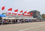 Đề nghị mở rộng phố đi bộ quanh Lăng Chủ tịch Hồ Chí Minh