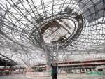 Sân bay lớn nhất thế giới gần hoàn thiện