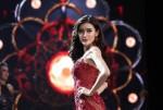 Huyền My khóc nức nở sau khi kết thúc cuộc thi Hoa hậu Hòa bình