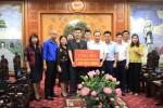 Bộ Xây dựng hỗ trợ 1.000 tấn xi măng khắc phục hậu quả mưa lũ tại Thanh Hóa